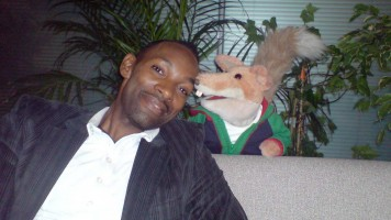 Des & Basil Brush